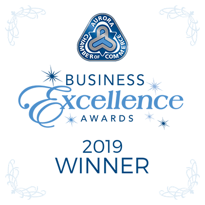 2019 Business Excellence Award Winner