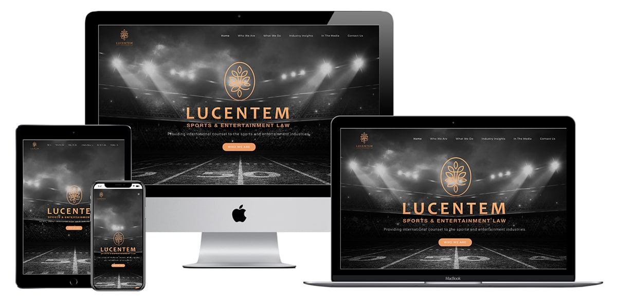 Lucentem Law Website